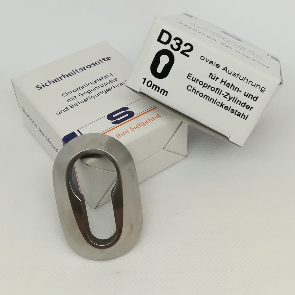 Rosette D32 Sahli-Sicherheits AG